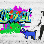 Cvetomir grafiti