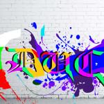 Даниел графити 9а