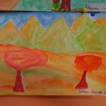 "Конкурс за рисунка ""Аз и природата"", Йоанна Николова, 6 б"
