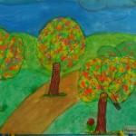 "Конкурс за рисунка ""Аз и природата"", Моника Славчева"
