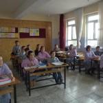 Работа по проекта в Турция