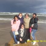 Културна програма, разходка по брега на Балтийско море