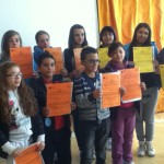 Сертификати за участие в проекта в Латвия