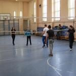 Спортни игри във физкултурния салон
