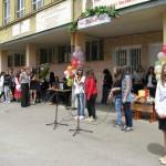 Пеят Александра, Габриела, Ивана и Славина