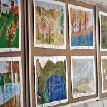 Изложба на рисунки