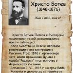 Хисто Ботев
