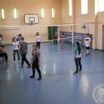 Състезание по волейбол