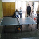 Състезание по тенис на маса