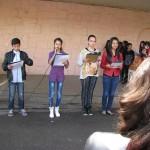 Концертът на талантите - поетично-музикална композиция